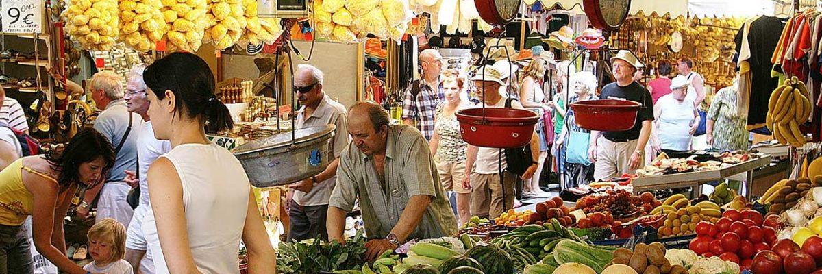 Рынок Ираклиона (фото 1)