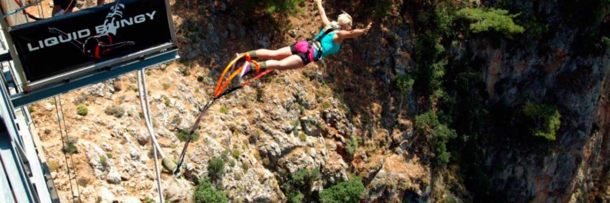 Прыжки с высоты на Крите (фото 3)