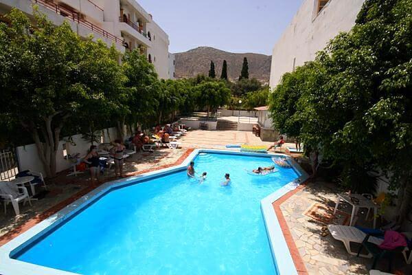 Молодежный отдых на Крите (фото 6)