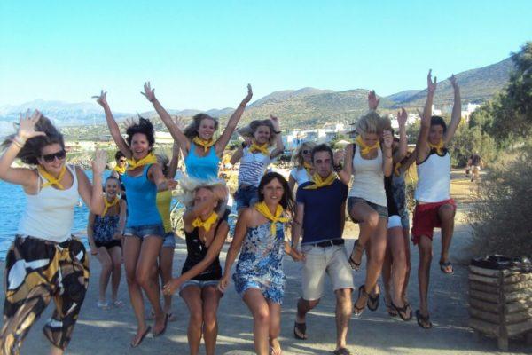 Молодежный отдых на Крите (фото 11)