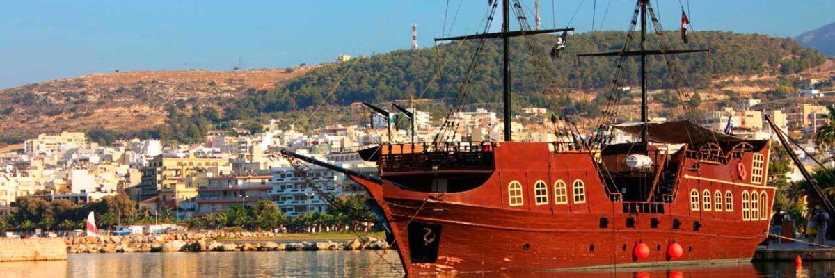 Морские прогулки на Крите (фото 1)