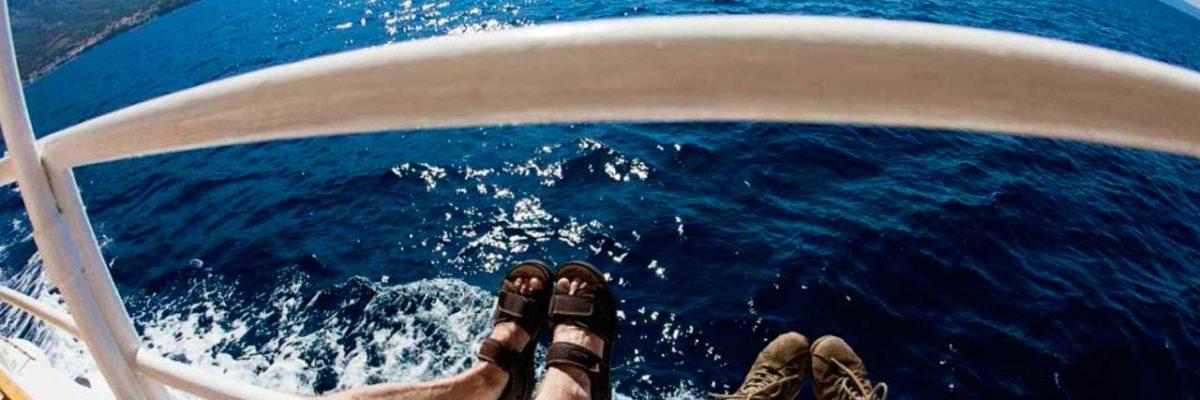 Морские прогулки на Крите (фото 3)