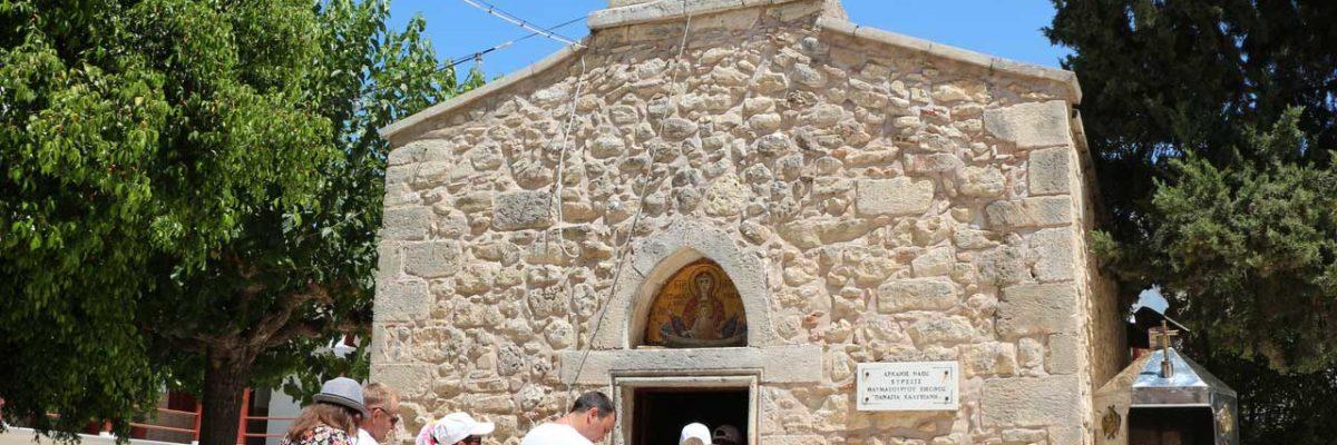 Пальяни – Гортина – Матала – монастырь Св. Николая – Зарос (фото 1)
