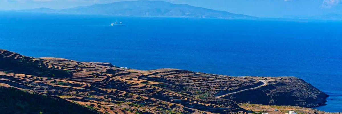 Прогулка на лошадях по острову Крит (фото 1)