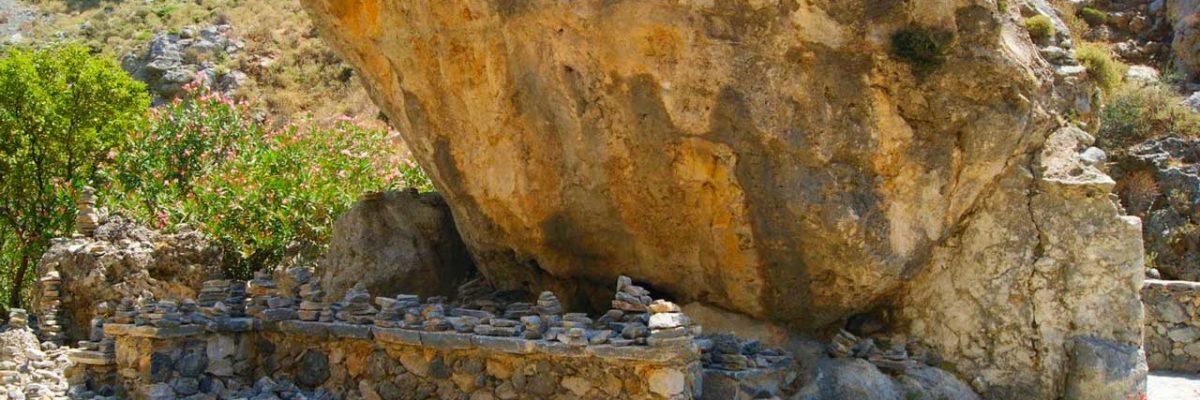 Ретимно – ущелье Курталиотис – Превели – Аркади (фото 3)