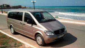 MERCEDES VITO 9 SEATS MANUAL