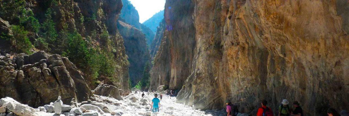 Экскурсия в ущелье Самарья (фото 1)