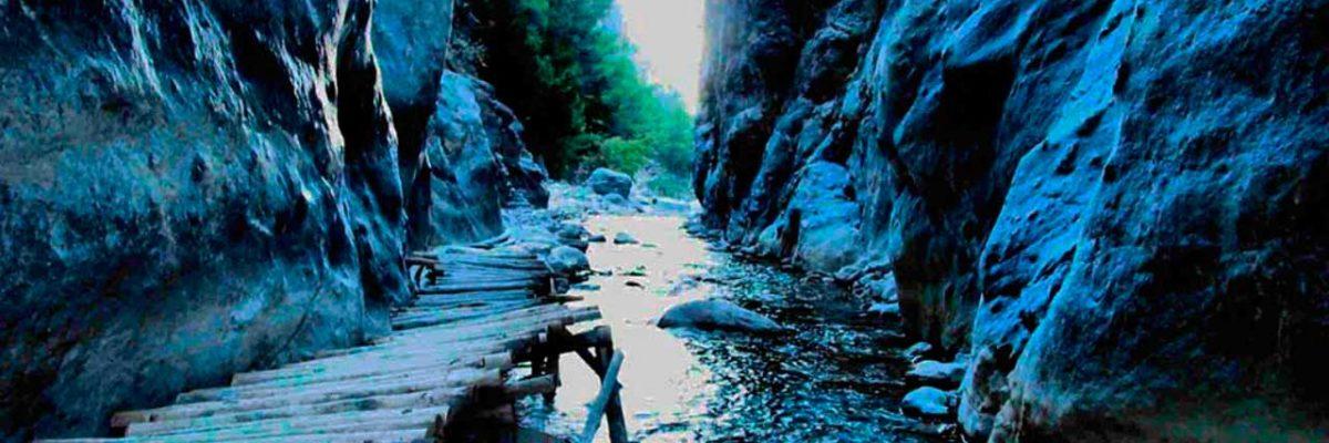 Экскурсия в ущелье Самарья (фото 2)