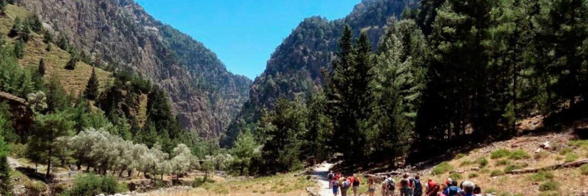 Экскурсия в ущелье Самарья (фото 3)