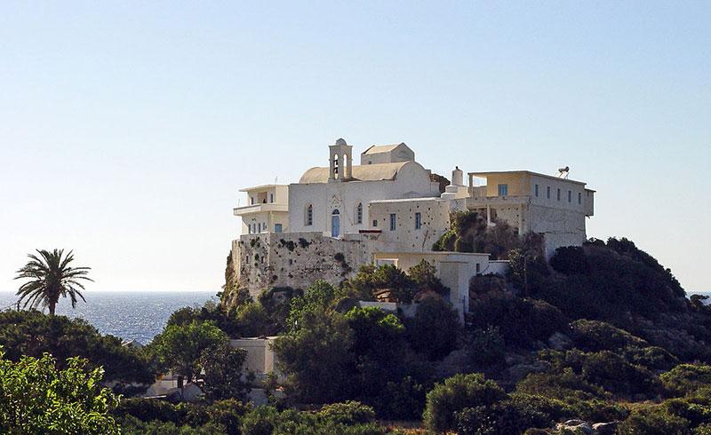 Монастыри Крита (фото)